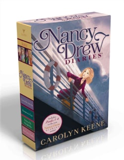 Nancy Drew Diaries: Curse of the Arctic Star / Strangers on a Train / Mystery of the Midnight Rider / Once Upon a... (Paperback)