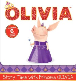 Story Time With Princess Olivia (Paperback)