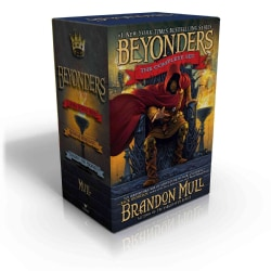 Beyonders the Complete Set: A World Without Heroes / Seeds of Rebellion / Chasing the Prophecy (Paperback)