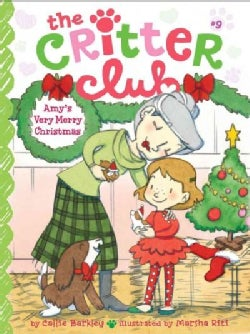 Amy's Very Merry Christmas (Hardcover)