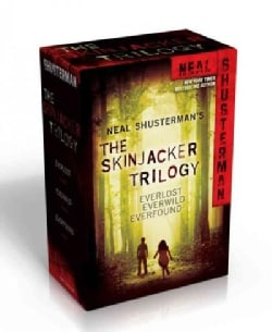The Skinjacker Trilogy: Everlost / Everwild / Everfound (Paperback)