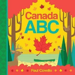 Canada ABC (Board book)