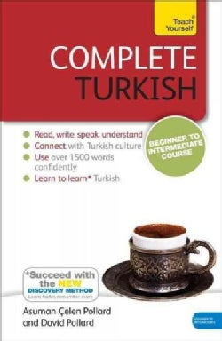 Teach Yourself Complete Turkish: Beginner to Intermediate Course