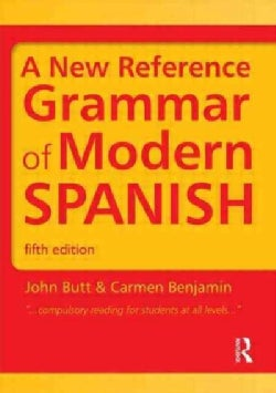 A New Reference Grammar of Modern Spanish (Paperback)