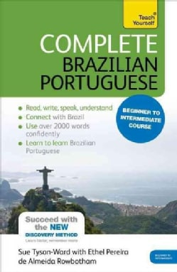Teach Yourself Complete Brazilian Portuguese: Beginner to Intermediate Course
