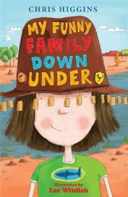 My Funny Family Down Under (Paperback)