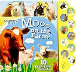 Moo on the Farm! (Board book)