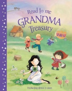 Read to Me Grandma Treasury (Hardcover)