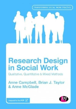 Research Design in Social Work: Qualitative and Quantitative Methods (Paperback)