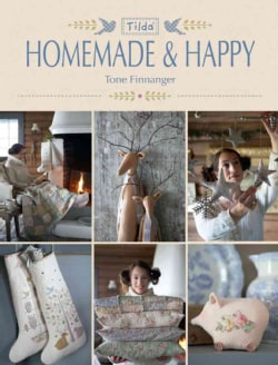 Tilda Homemade & Happy (Paperback)
