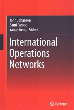 International Operations Networks (Hardcover)