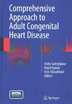 Comprehensive Approach to Adult Congenital Heart Disease (Hardcover)