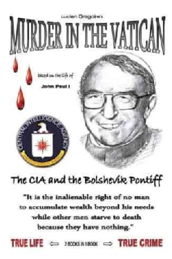 Murder in the Vatican: The CIA and the Bolshevik Pontiff (Hardcover)