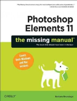 Photoshop Elements 11: The Missing Manual (Paperback)
