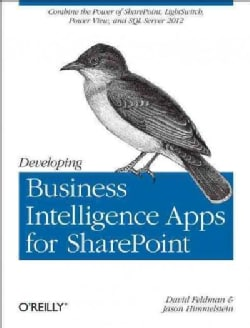 Developing Business Intelligence Apps for Sharepoint (Paperback)