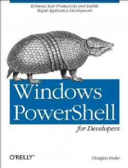Windows Powershell for Developers (Paperback)