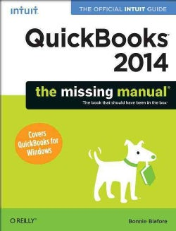 Quickbooks 2014: The missing manual (Paperback)