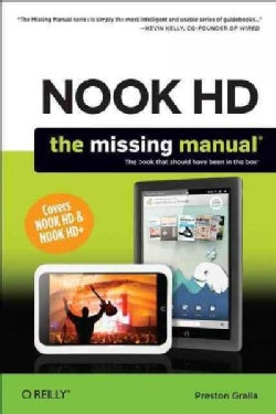 Nook HD: The Missing Manual (Paperback)