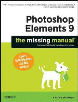 Photoshop Elements 9: The Missing Manual (Paperback)