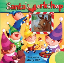 Santa's Workshop (Hardcover)