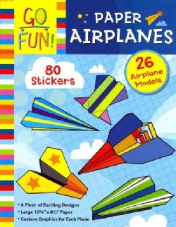 Go Fun! Paper Airplanes (Paperback)