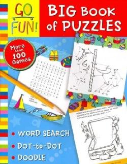 Go Fun! Big Book of Puzzles (Paperback)