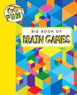 Big Book of Brain Games (Paperback)