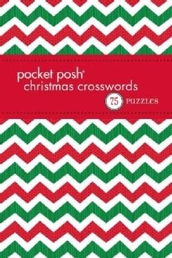 Pocket Posh Christmas Crosswords 7: 50+ Puzzles (Paperback)