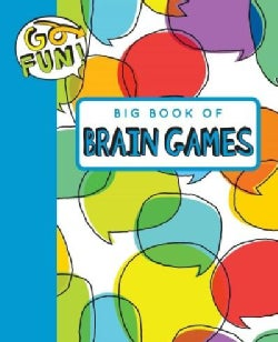 Go Fun! Big Book of Brain Games 2 (Paperback)