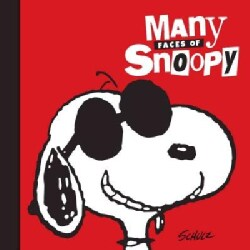 Many Faces of Snoopy (Hardcover)
