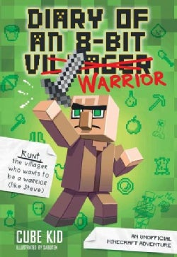 Diary of an 8-Bit Warrior (Paperback)