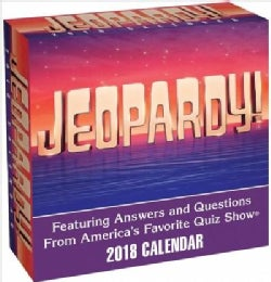 Jeopardy! 2018 Calendar (Calendar)