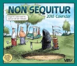 Non Sequitur 2018 Calendar (Calendar)