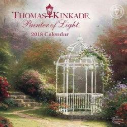 Thomas Kinkade Painter of Light 2018 Calendar (Calendar)