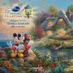 The Disney Dreams Collection 2018 Calendar (Calendar)