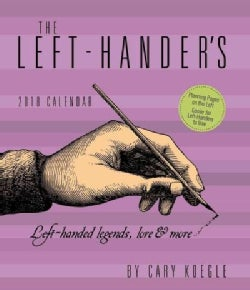 The Left-handers 2018 Weekly Planner Calendar (Calendar)