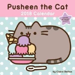 Pusheen the Cat 2018 Calendar (Calendar)