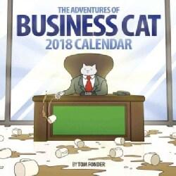 The Adventures of Business Cat 2018 Calendar (Calendar)