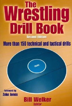 The Wrestling Drill Book (Paperback)