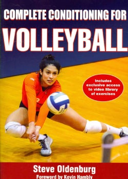 Complete Conditioning for Volleyball (Paperback)