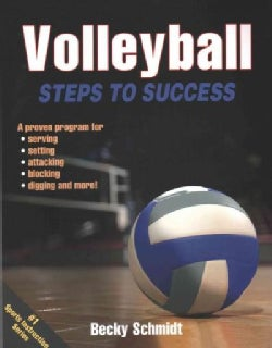 Volleyball Steps to Success (Paperback)