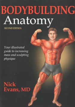 Bodybuilding Anatomy (Paperback)