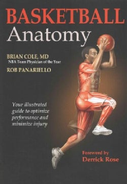 Basketball Anatomy (Paperback)