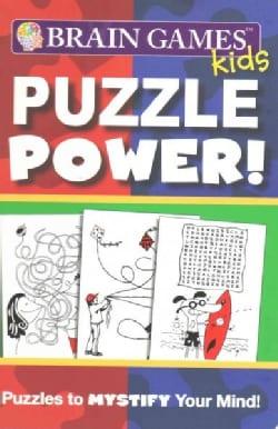Brain Games Kids Puzzle Power! (Paperback)