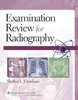 Examination Review for Radiography (Paperback)