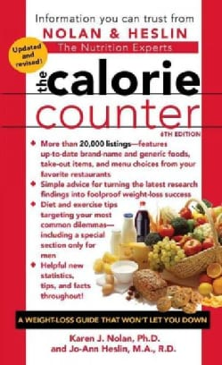 The Calorie Counter (Paperback)