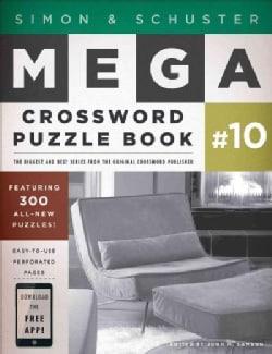 Simon & Schuster Mega Crossword Puzzle Book Series 10 (Paperback)