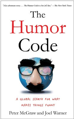 The Humor Code: A Global Search for What Makes Things Funny (Paperback)