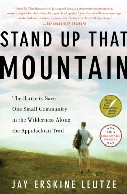 Stand Up That Mountain: The Battle to Save One Small Community in the Wilderness Along the Appalachian Trail (Paperback)