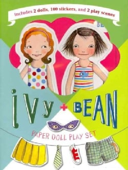 Ivy + Bean Paper Doll Play Set (Paperback)